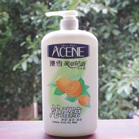香港正品澳雪果萃花语沐浴露 柠檬绿茶薄荷大包装沐浴乳 美白清新