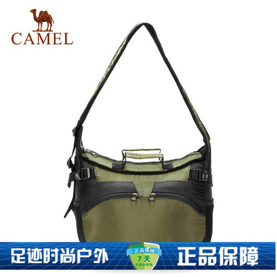 Genuine Camel Camel Chinese new unisex shoulder messenger bag backpack outdoor leisure spares minimalist