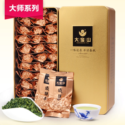 The famous tea of dabaoshan Oolong tea Big letters tieguanyin Qing scent, buy one get one free anxi tieguanyin tea