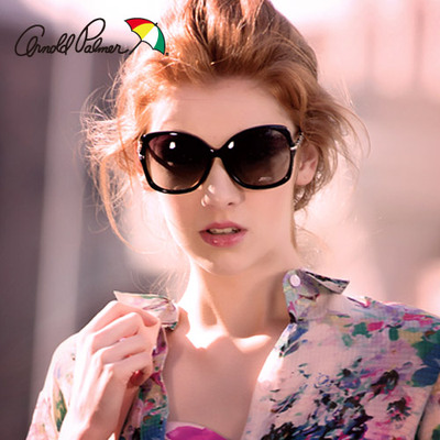 Ms. Arnold Palmer 2014 genuine sunglasses polarized sunglasses large frame sunglasses driving Korean tidal AP11606