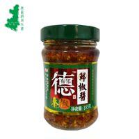陕西供销认证|舌尖2 陕西特产  宝鸡秘制油泼 鲜椒酱185g