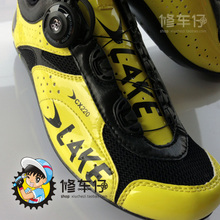 Latest LAKE CX220 MX220 infinite thermoplastic end of superhard lightweight carbon mountain road cycling shoes lock