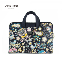 VENUCO new pattern printed 2015 envelope female bag ladies' bag computer bag