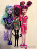 MONSTER HIGH package