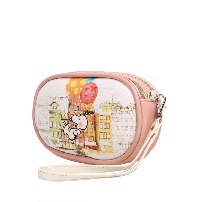 Snoopy purse wallet 2014 new Korean version of the lovely ladies clutch bag small cosmetic bag phone mail
