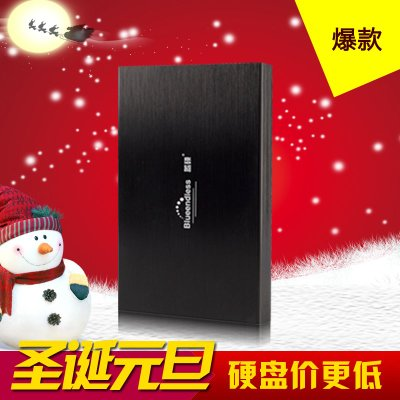 2.5-inch mobile hard disk 160G slim mobile hard disk 160 usb3.0 special offer free shipping Genuine 120 sets of