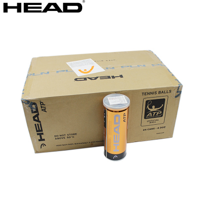 Genuine Hyde HEAD AT gold tennis ball cans 3 game installed cheer resistant foot shipping