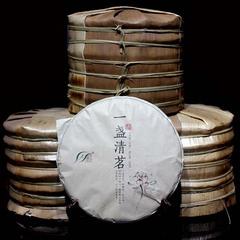 普洱茶 春茶小昔归邦东那罕古树茶 500年树年纯料生茶 357克