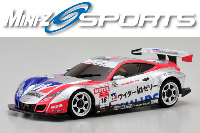 京商KYOSHO MINI-Z SPORTS MR-03套装 带KT-19 HSV-010 32203WD