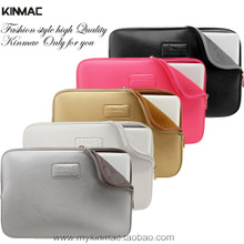 12 12.4 inches 12.5 inches of high-grade PU leather pink car line waterproof disposable laptop sleeve