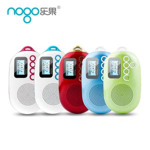 Nogo/乐果 Q12 便携式插卡音箱 迷你数码小音响户外随身听MP3播放