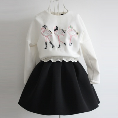 2014 fall and winter clothes new female half-length skirt layer of air space cotton Korean pleated A-line dress tutu skirt umbrella