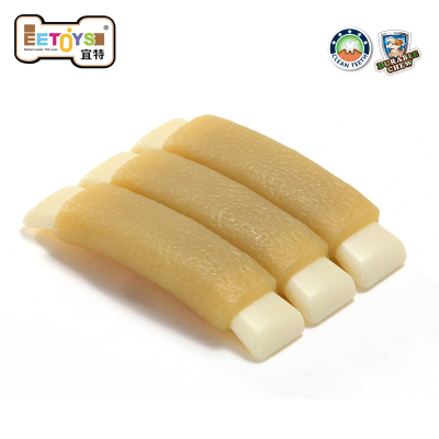 EETOYS IST pet toys molar tooth cleaning Jianchi toy dog ??bite resistant Toys / ribs toys