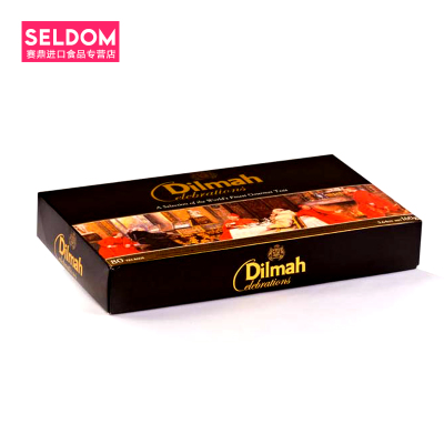 Sri Lanka to import Ceylon high-grade tea gift box DILMAH dilma set classic