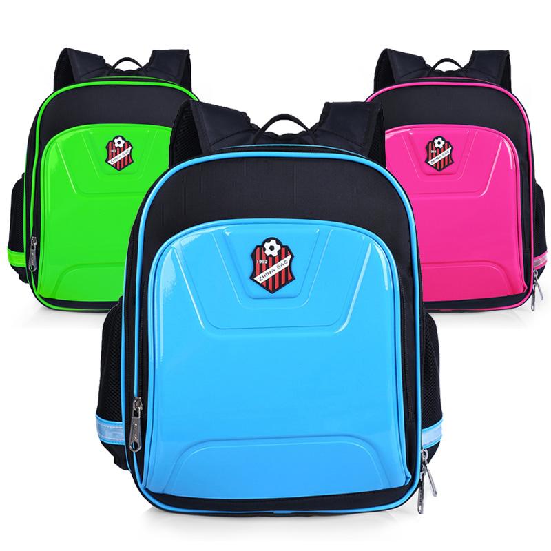 智纳韩版小学生书包 男女儿童背包 旅游双肩包 1-3-6年级减负书包