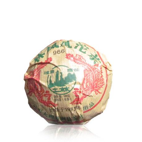土林凤凰生茶