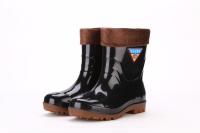 男士时尚雨鞋防滑防水水鞋中筒雨鞋钓鱼靴雨靴水鞋套鞋胶鞋包邮