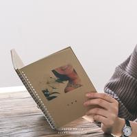 【2件包邮】便签本笔记本照片定制记事本牛皮纸复古创意生日礼物