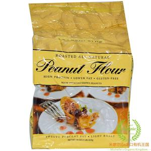 Protein Plus全天然烘烤花生粉Roasted All Natural Peanut Flour