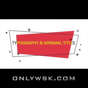运动 活泼 时尚 红色 字幕条 制作元素 下拉横条 AE模板