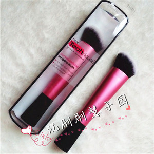 RealTechniques刷 RT化妆刷斜角修容 sculpting brush Real化妆刷