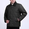 加肥加大棉服男冬季男士棉衣外套中老年男装加厚棉袄爸爸装
