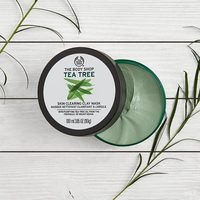 Tea Tree Skin Clearing Clay Mask茶树精油净痘去油面膜