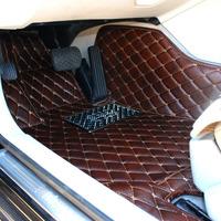 起亚K235 K4迈锐宝科鲁兹索纳塔新胜达专用汽车脚垫大包围脚踏垫