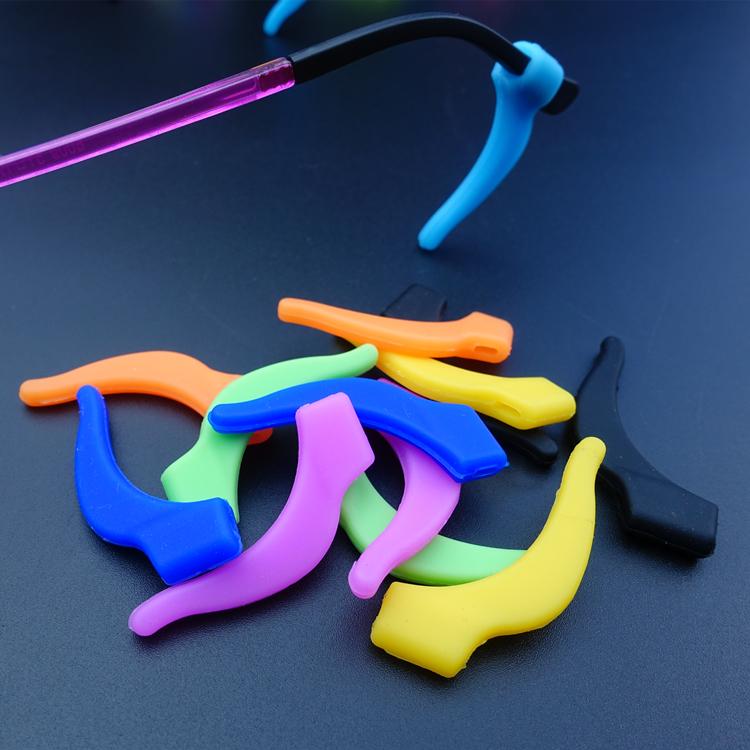 眼镜防滑套硅胶固定防滑耳套耳勾托成人儿童眼
