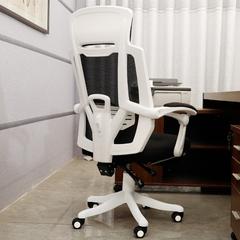 卡弗特电脑椅家用办公靠背电竞椅弓形座椅凳子老板椅现代简约椅子