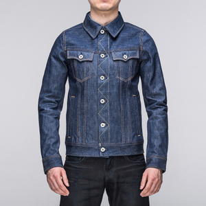 捭和(BAI-HE DENIM)RE-557 手工夹克 白橡110周年天然染限定