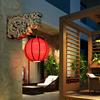 中式古典壁灯复古餐厅酒店会所仿古走廊过道阳台户外中国风墙壁灯