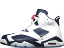 Air Jordan 6 VI Retro Olympic 2012   384664-130