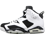 Air Jordan VI 6 Oreo Retro AJ6   384664-101