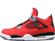 Air Jordan IV AJ4  Red Suede  308497-603
