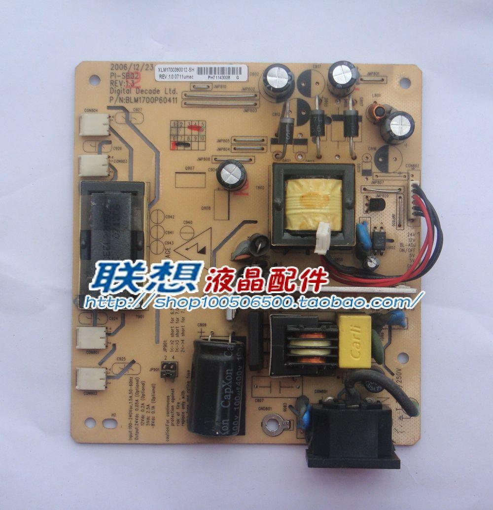 特价符号拆机AOC网络显示器915Sw电源原装图纸液晶高压在上的图片