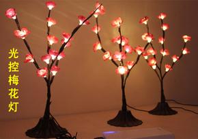 夜灯光控小夜灯感应灯夜光灯喂奶灯家居装饰灯学生礼品灯