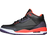 Air Jordan III 3 Bright Crimson AJ3    136064-005
