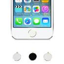 仿iphone5S按键贴 土豪金按键贴 苹果iphone4S 5C home金属保护贴