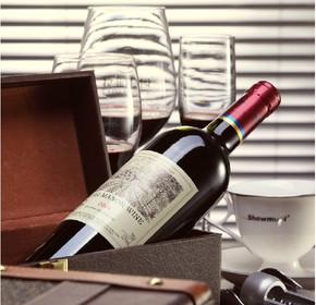 【拉菲2009】法国庄园原酒进口红酒干红葡萄酒正品保证特价包邮