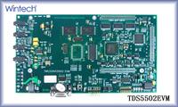 超低功耗DSP信号处理平台 TDS5502EVM