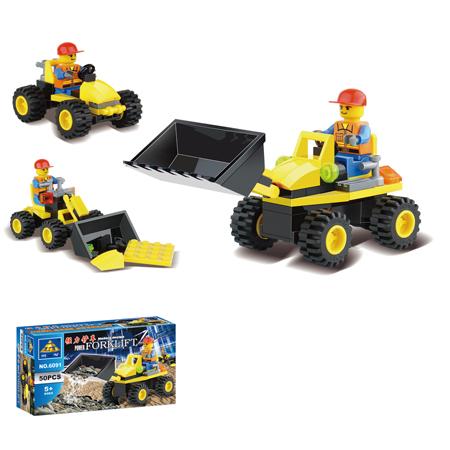 这些年,我们一起玩过的类LEGO积木(补充篇)