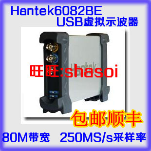 Осциллограф   USB Hantek6082BE