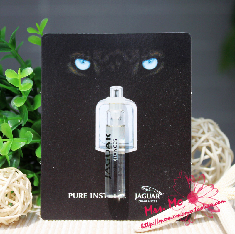 Духи Jaguar  Pure Instinct 2ml