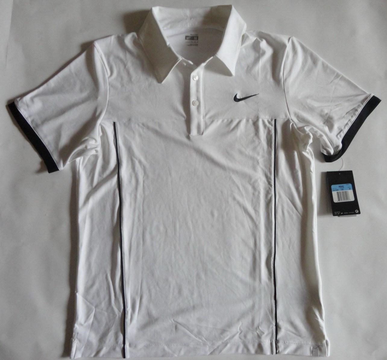 Спортивная футболка Nike 347438/100 TENNIS 347438
