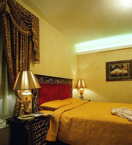 碧海云天住宅室内设计设计说明及图片欣赏