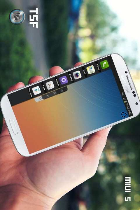 MIUI 5 TSF Shell HD Theme