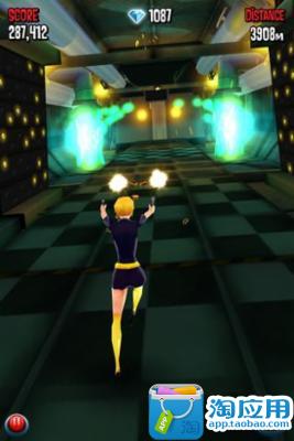 3D跑酷游戏
