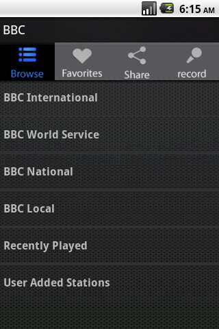 BBC iPlayer Help - Outside UK - Can I use the BBC iPlayer App on my mobile or Tablet