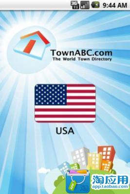 城镇ABC--美国